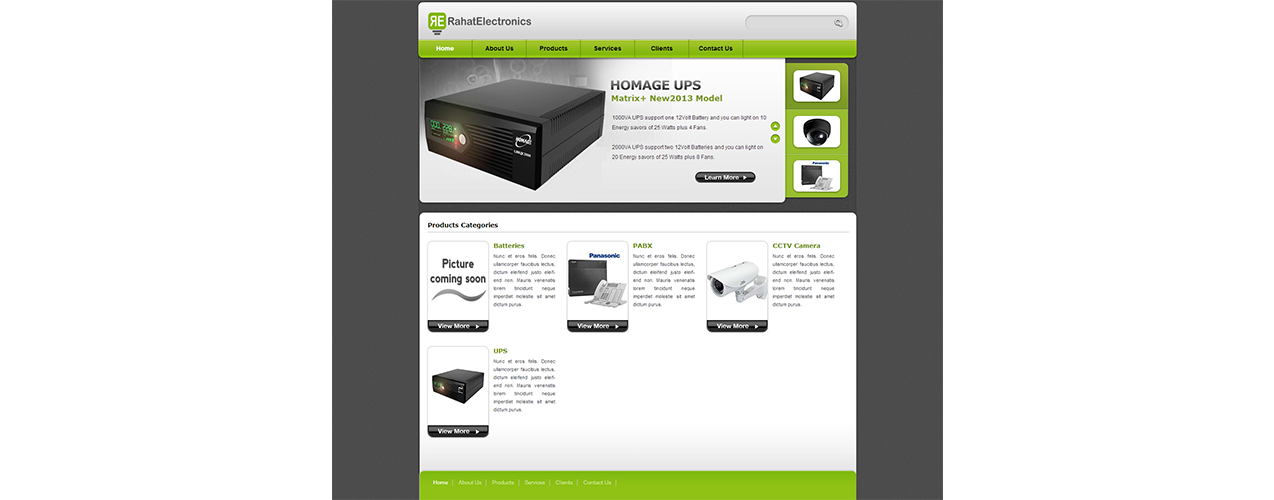 Rahat Electronics